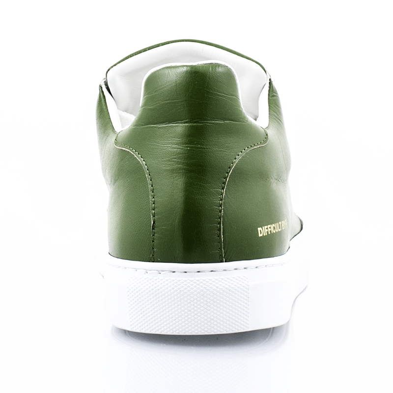 Madison Forest Green Sneaker