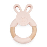 Silicone Teether - Pink
