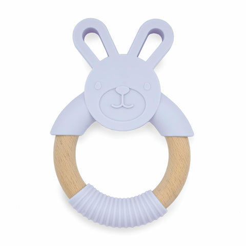 Silicone Teether - Lilac