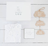 'It's a Boy' Newborn Gift Set
