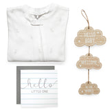 'It's a Surprise' Neutral Newborn Gift Set