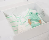 Zippy & Teether Gift Set - Mint Green
