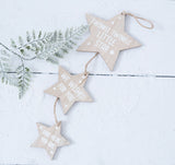 Stars Hanging Decoration