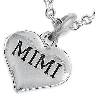 Mimi Necklace, Will NOT Irritate Anyone with Sensitive Skin, Safe, Nickel Free.