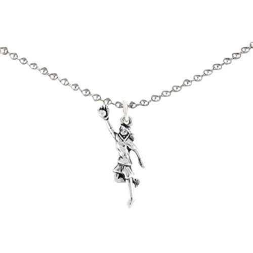 "softball "" she caught the ball! "" hypoallergenic adjustable necklace safe - nickel & lead free"