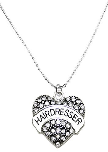 Hair Dresser Necklace, Safe - Nickel, Lead & Cadmium Free!