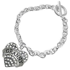 "The Perfect Gift ""Granny"", Fits Everyone Hypoallergenic Bracelet, Safe - Nickel Free"
