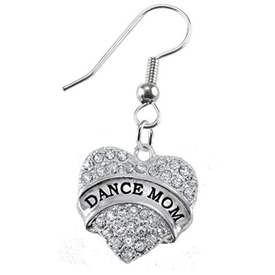 Dance Mom Earrings Safe - Nickel, Lead & Cadmium Free!