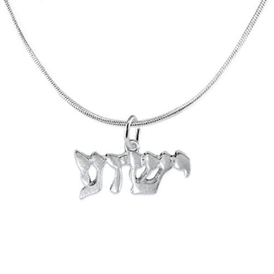 Yeshua (Jesus in Hebrew) Named by An Angel of God, ©2015 Adjustable Necklace, Nickel & Lead Free!