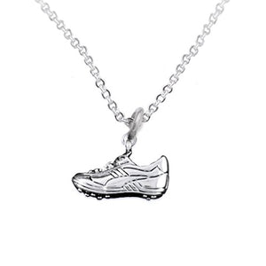 "The Perfect Gift ""Soccer Shoe Jewelry"" Adjustable Necklace ©2016 Safe - Nickel & Lead Free"