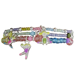 Children's Gymnastic Bracelet 4yrs to 10Yrs Hypoallergenic, Safe - Nickel, Lead & Cadmium Free!
