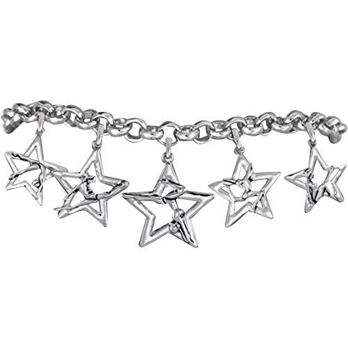 gymnastic adjustable bracelet 4yrs old to 25yrs hypoallergenic, safe - nickel & lead free!
