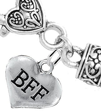 BFF Bracelet, Will NOT Irritate Anyone with Sensitive Skin, Safe, Nickel Free.