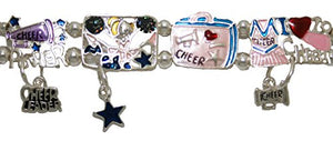 Cheer Power Stretch Bracelet