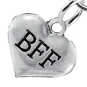 BFF Fishhook Earring, Will NOT Irritate Anyone with Sensitive Skin, Safe, Nickel Free.