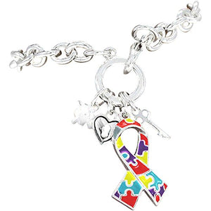 Autism, Hypoallergenic Adjustable Bracelet ©2004 Nickel, Cadmium, and Lead Free