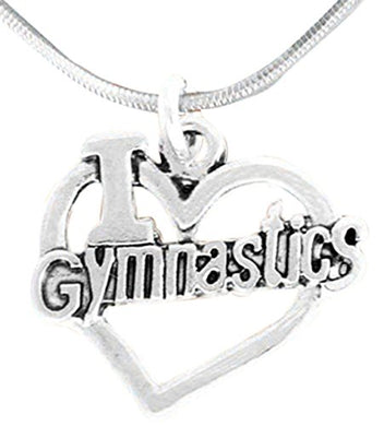 Rhythmic Gymnastics Ribbons, Necklace, Adjustable, Nickel & Lead Free!