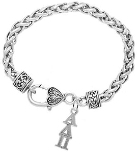 Alpha Delta Pi-Licensed Sorority Jewelry Manufacturer, Hypoallergenic Safe Bracelet