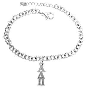 Alpha Delta Pi-Licensed Sorority Jewelry Manufacturer, Hypoallergenic Safe Adjustable Fits Anyone