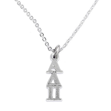 Alpha Delta Pi -Licensed Sorority Jewelry Manufacturer, Hypoallergenic Safe Necklace