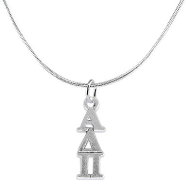 Alpha Delta Pi-Licensed Sorority Jewelry Manufacturer, Hypoallergenic Safe Necklace