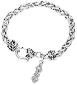Alpha Epsilon Phi-Licensed Sorority Jewelry Manufacturer, Hypoallergenic Safe Bracelet