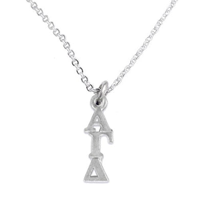 Alpha Gamma Delta Hypoallergenic Safe Necklace Nickel, Lead & Cadmium Free