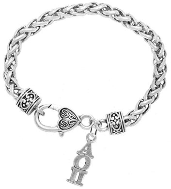 Alpha Omicron Pi-Licensed Sorority Jewelry Manufacturer, Hypoallergenic Safe Bracelet