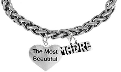 The Most Beautiful Madre, Hypoallergenic, Safe - Nickel & Lead Free