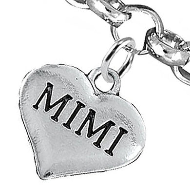 Mimi Bracelet, Will NOT Irritate Anyone with Sensitive Skin, Safe, Nickel Free.