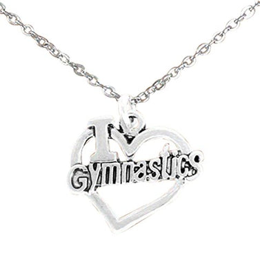 Children's Gymnastic Necklace, Adjustable, Hypoallergenic, Nickel, Lead & Cadmium Free!