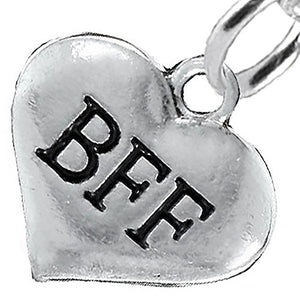 BFF Post Earring, Will NOT Irritate Anyone with Sensitive Skin, Safe, Nickel Free.