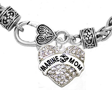 The Perfect Gift Marine Hypoallergenic Bracelet, Safe - Nickel & Lead Free