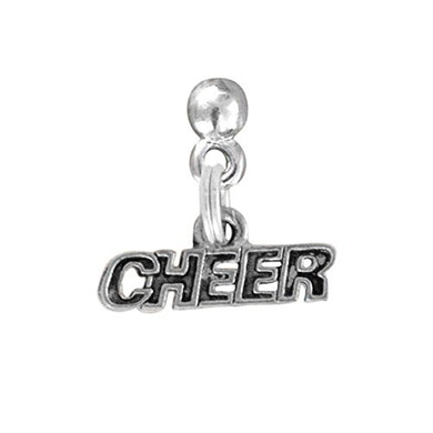 Cheer Post Earrings ©2011, Safe - Hypoallergenic, Nickel, Lead & Cadmium Free