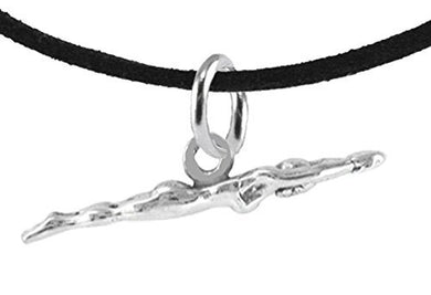 Swimming Necklace Adjustable Hypoallergenic, Safe - Nickel, Lead & Cadmium Free!