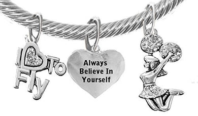 Cheer, Always Believe in Yourself,