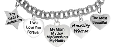 Mom,You Made A Difference,I Will Love You Forever, My Mom,My, Amazing Women, Beautiful,No Nickel 461-1887-1893-265-276B2