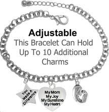 You Made A Difference,My Mom, My Joy,Mother And Child, Hypoallergenic-No Nickel,Lead 461-1893-571B2