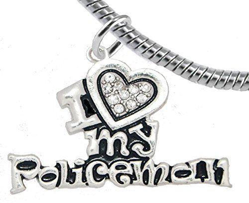 policeman's, i love my policeman, hypoallergenic, safe - nickel & lead free