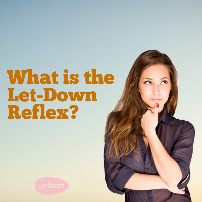 What is the Let-Down Reflex?