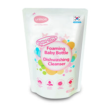 Foaming Baby Bottle & Dish Cleanser 500 ml