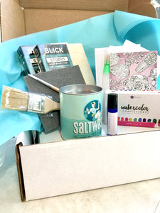 Make It Creative gift box