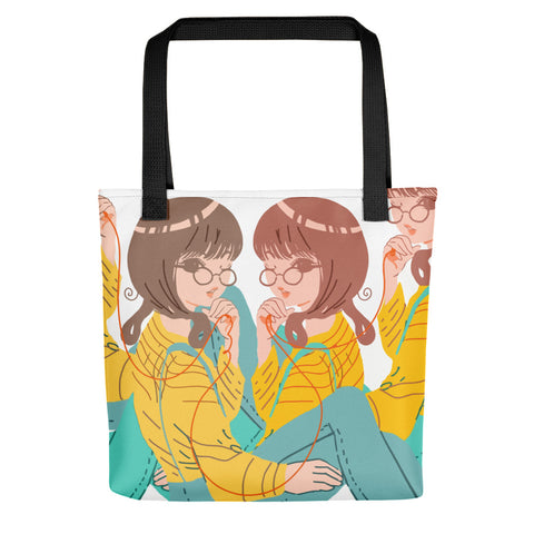 'Thought' Tote bag