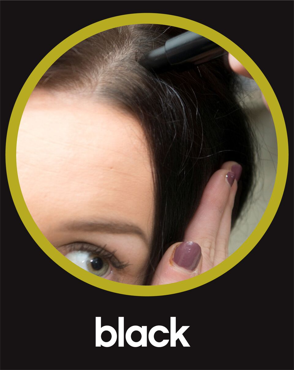 Colourstick Black root touch up stick