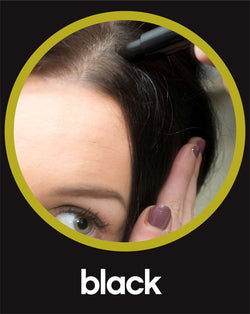 Colourstick Black root touch-up stick
