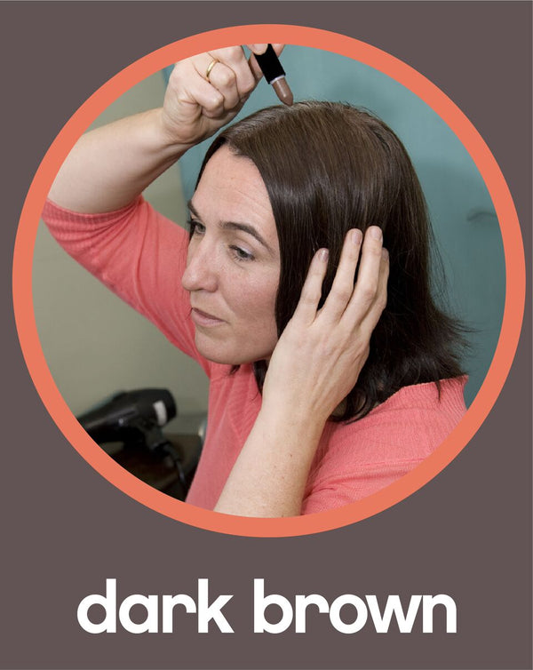 Colourstick Dark Brown root touch-up stick
