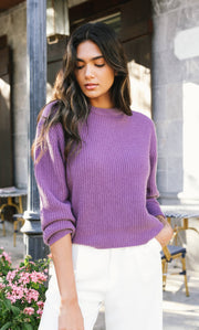 Lombardia Cashmere Fisherman Sweater