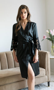 Chantella Silk Robe