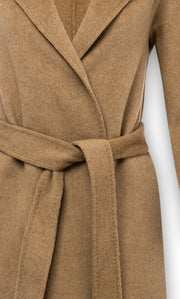 Marcella Camel Hair Coat