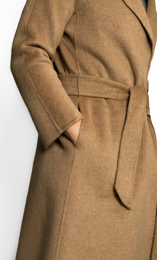 Ravella Camel Hair Coat